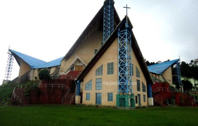 Catholic Cathedral, Kohima