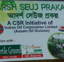 Adarsh Seuj Prakalpa