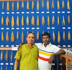 In Kaziranga Orchid Garden with Mahan Bora, Seed Survivor,